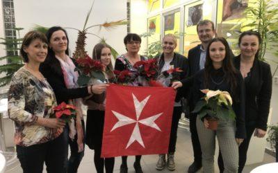 Pro dobrovolníky Maltézské pomoci v Šumperku jsme jako odměnu připravili koncert
