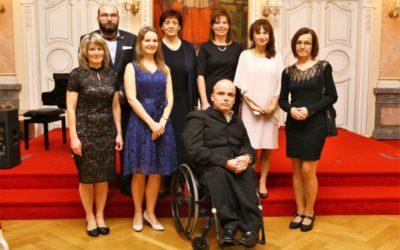 V Olomouckém kraji byly rozdány ceny Křesadlo a GOAL pro významné dobrovolníky