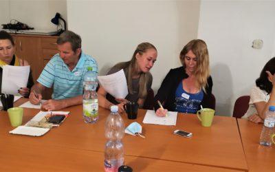 Osobní asistenti Maltézské pomoci měli v Olomouci kurz na míru