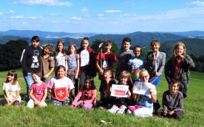Děti z klientských rodin zažily Cestu kolem světa
