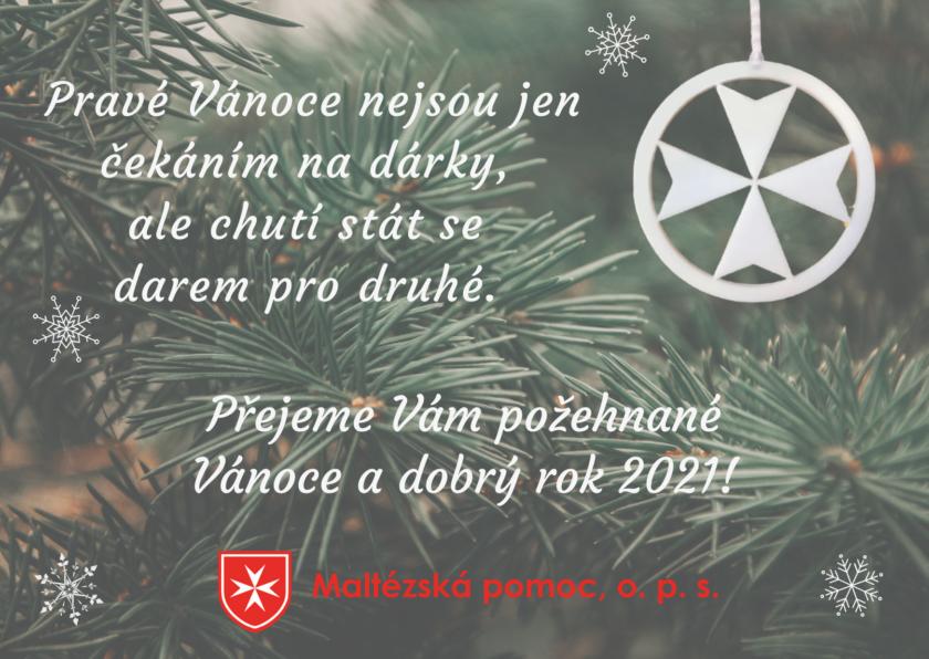 Vánoce a PF 2021