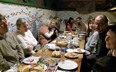 Radostné setkání Maltezáků