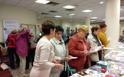 Maltézská pomoc v Přerově se zúčastnila Senior symposium