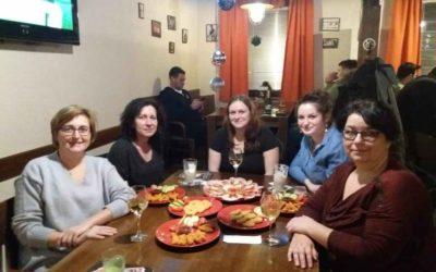 Vánoční posezení Maltézské pomoci v Žatci