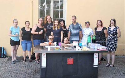 Měli jsme předprázdninové setkání pro přátele Maltézské pomoci v Brně