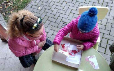 Hledání dračího pokladu v olomouckém Dětském centru Ostrůvek