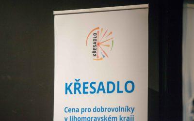 V Brně se rozdávaly ceny Křesadlo pro významné dobrovolníky