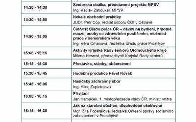 V Prostějově se uskuteční Den seniorů, Maltézská pomoc se zde bude prezentovat