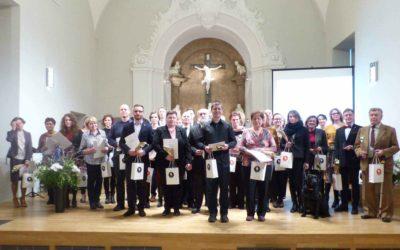 Ocenění významných dobrovolníků proběhlo v Brně