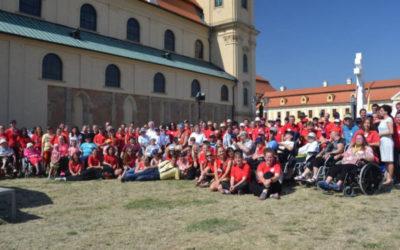 Prosba o pomoc dobrovolníků na 20. Setkání vozíčkářů na Velehradě
