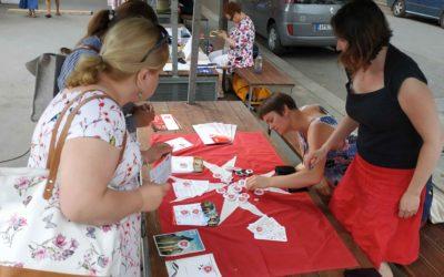 Veletrojka prezentuje sociální služby na Praze 3